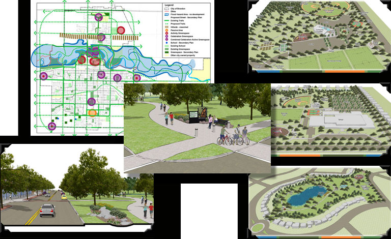 Parks & Recreation | Greenspace Master Plan - Brandon, Manitoba
