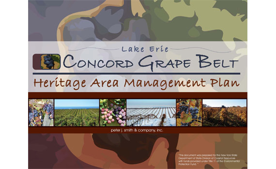 Concord Grape Belt Heritage Area