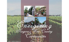 Re-Energizing Niagara's Wine Country Communities