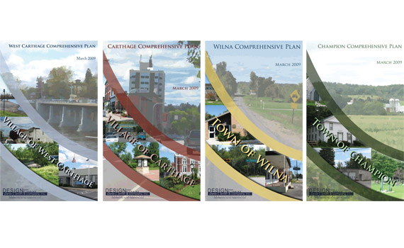 comp plan covers