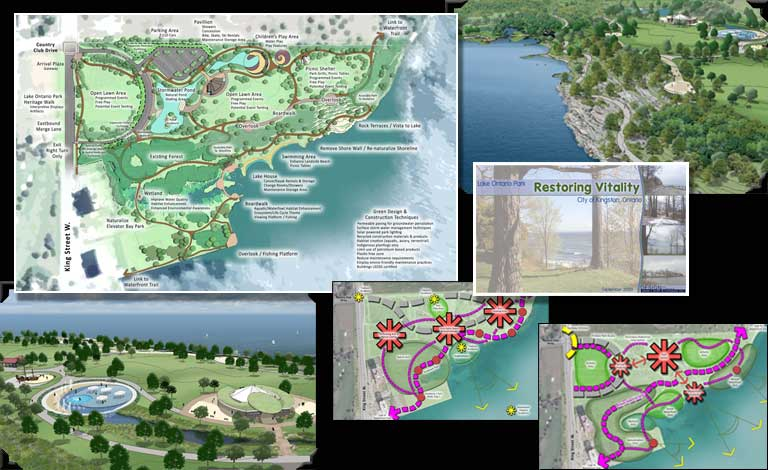 Urban Parks | Lake Ontario Park - Kingston, Ontario